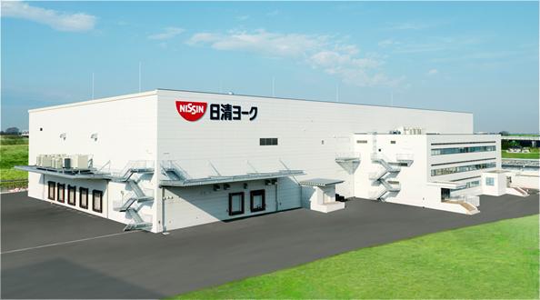 日清ヨーク株式会社「関東新工場...