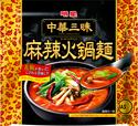 明星 中華三昧 麻辣火鍋麺
