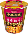 明星 中華三昧タテ型ビッグ 重慶飯店 麻婆麺