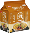 日清ラ王 味噌 5食パック