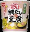 日清麺なしどん兵衛 鯛だし豆腐スープ