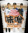 カップヌードウ 北海道限定パッケージ 味噌