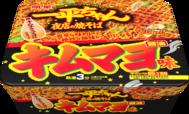 「明星 一平ちゃん夜店の焼そば キムマヨ味」