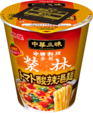 「明星 中華三昧タテ型ビッグ 赤坂榮林 トマト酸辣湯麺」