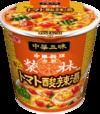 「明星 中華三昧 赤坂榮林 麺なしトマト酸辣湯」