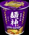 「明星 麺神カップ 極旨魚介醤油」