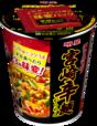 「明星 チャルメラカップ 宮崎辛麺」