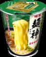 「明星 麺神カップ 濃香塩豚骨」