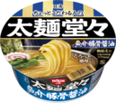日清太麺堂々 魚介豚骨醤油
