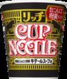 カップヌードル リッチ 無臭にんにく卵黄牛テールスープ味