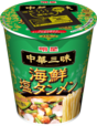 明星 中華三昧タテ型 海鮮塩タンメン