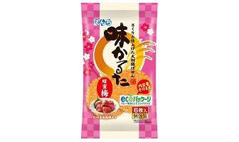 「味かるた 蜂蜜梅」(1月11日発売)