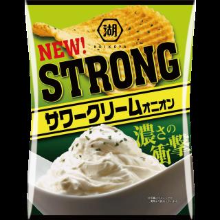 KOIKEYA STRONG ポテトチップスサワークリームオニオン