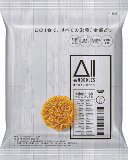 All-in NOODLES 3食