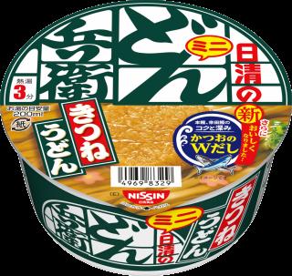 日清のどん兵衛 きつねうどんミニ [東] 1食