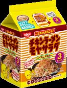 「チキンラーメン モヤサラダ こく旨ごま味噌味 3食パック」