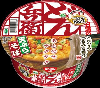 日清のどん兵衛 天ぷらそば [西] 1食