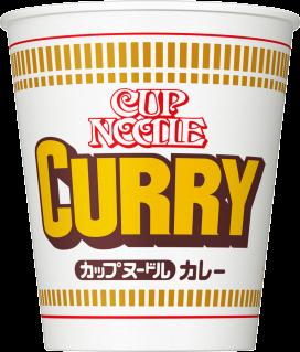 カップヌードル カレー 2食