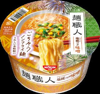 日清麺職人 味噌