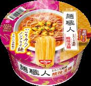 「日清麺職人 とろ~り黒酢酸辣湯麺」