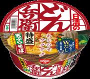 日清のどん兵衛 特盛天ぷらそば (東日本仕様)