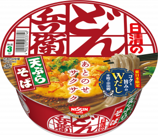 日清のどん兵衛 天ぷらそば [東] 1食