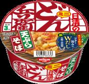 日清のどん兵衛 天ぷらそばミニ (東日本仕様)