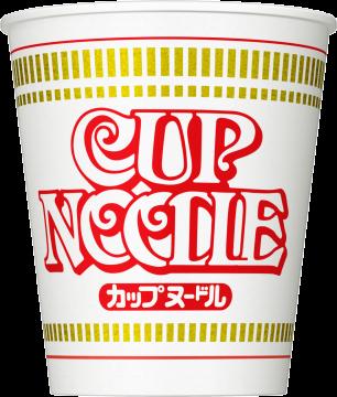 カップヌードル CUP NOODLE