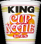 カップヌードル キング