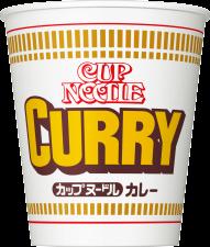 カップヌードルカレー 1食