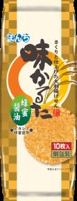 10枚味かるた 蜂蜜醤油