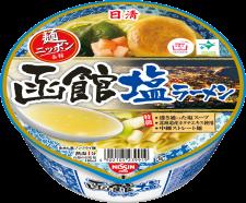 日清麺ニッポン 函館塩ラーメン 1食