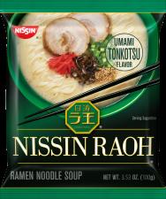 USA版 ラ王 豚骨5食パック(Nissin RAOH UMAMI TONKOTSU)