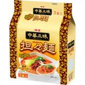 明星 中華三昧 担々麺 3食パック