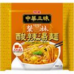 明星 中華三昧 赤坂榮林 酸辣湯麺 (スーラータンメン)