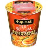 明星 中華三昧タテ型 赤坂榮林 酸辣湯麺 (スーラータンメン)