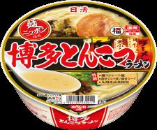 日清麺ニッポン 博多とんこつラーメン 1食