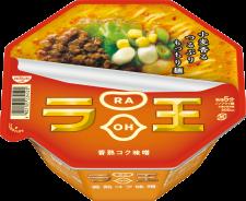 日清ラ王 香熟コク味噌 1食