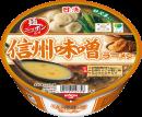 日清麺ニッポン 信州味噌ラーメン