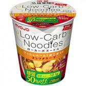 明星 低糖質麺 Low-Carb  Noodles マッシュルームとオニオンのコンソメスープ