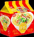 日清ラ王 ちゃんぽん 5食パック [九州・山口]