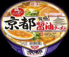 日清麺ニッポン 京都背脂醤油ラーメン 1食