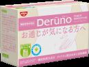Deruno FIBER SMOOTHIE 青りんご味 30本入り