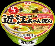 日清麺ニッポン 近江ちゃんぽん 1食