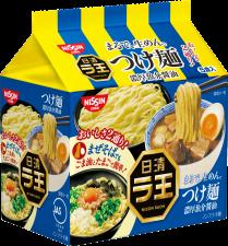 日清ラ王 つけ麺 濃厚魚介醤油 5食パック