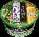 日清麺職人 わかめ醤油