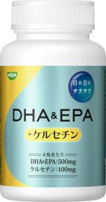 DHA&EPA+ケルセチン ボトル 120粒入