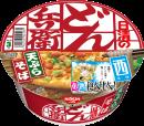 日清のどん兵衛 天ぷらそば 食べ比べ西