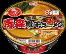 日清麺ニッポン 青森濃厚煮干ラーメン