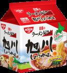 日清のラーメン屋さん 旭川しょうゆ味5食パック